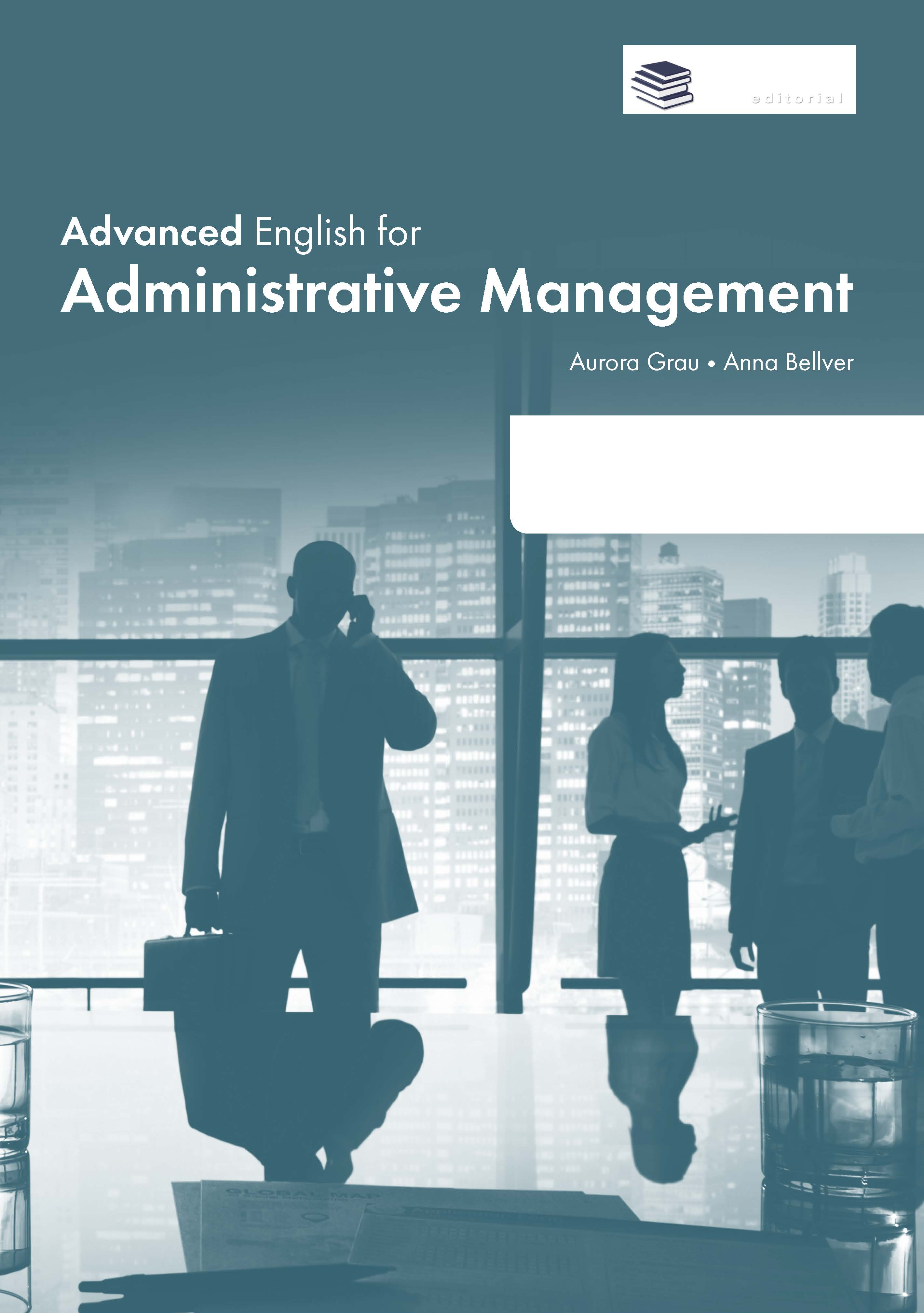 Teacher's book Advanced English for Administrative Management