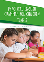 Practical English Grammar for Children - Year 3