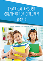 Practical English Grammar for Children - Year 4