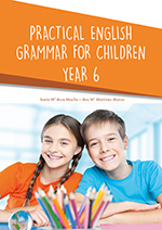 Practical English Grammar for Children - Year 6