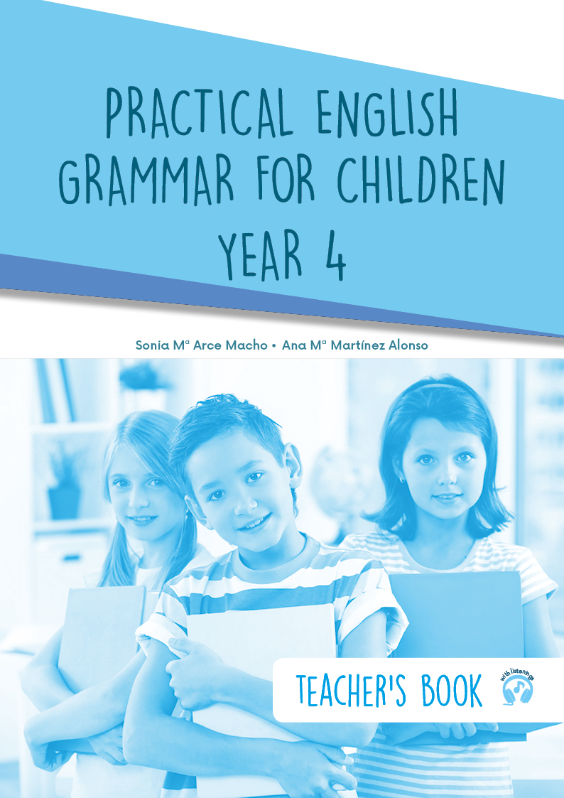 Practical English Grammar for Children Year 4: Teacher's Book
