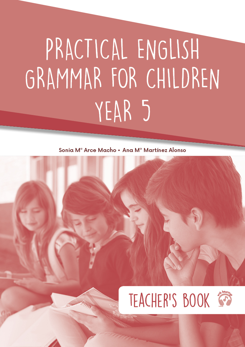 Practical English Grammar for Children Year 5: Teacher's Book