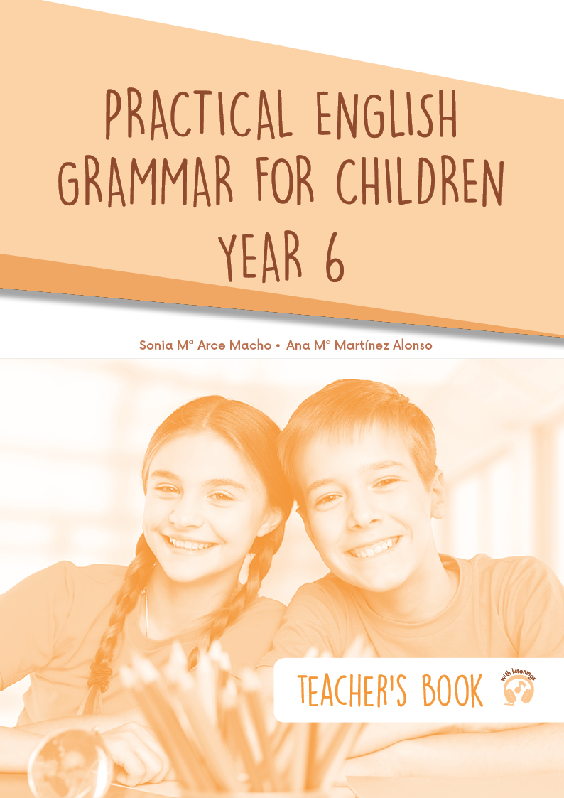 Practical English Grammar for Children Year 4: Teacher's Book6