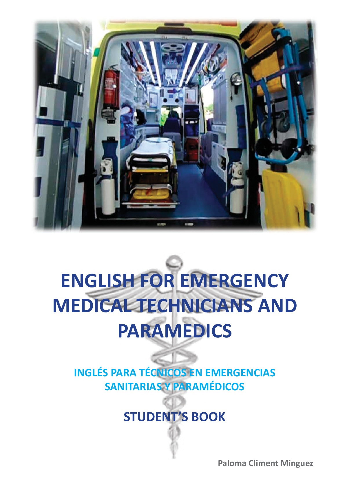 English for Emergency medical technicians and paramedics