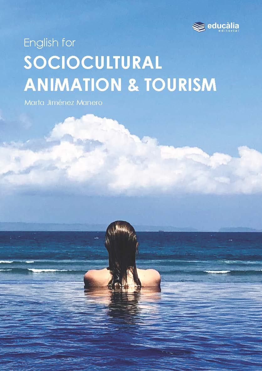 English for Sociocultural animation and tourism