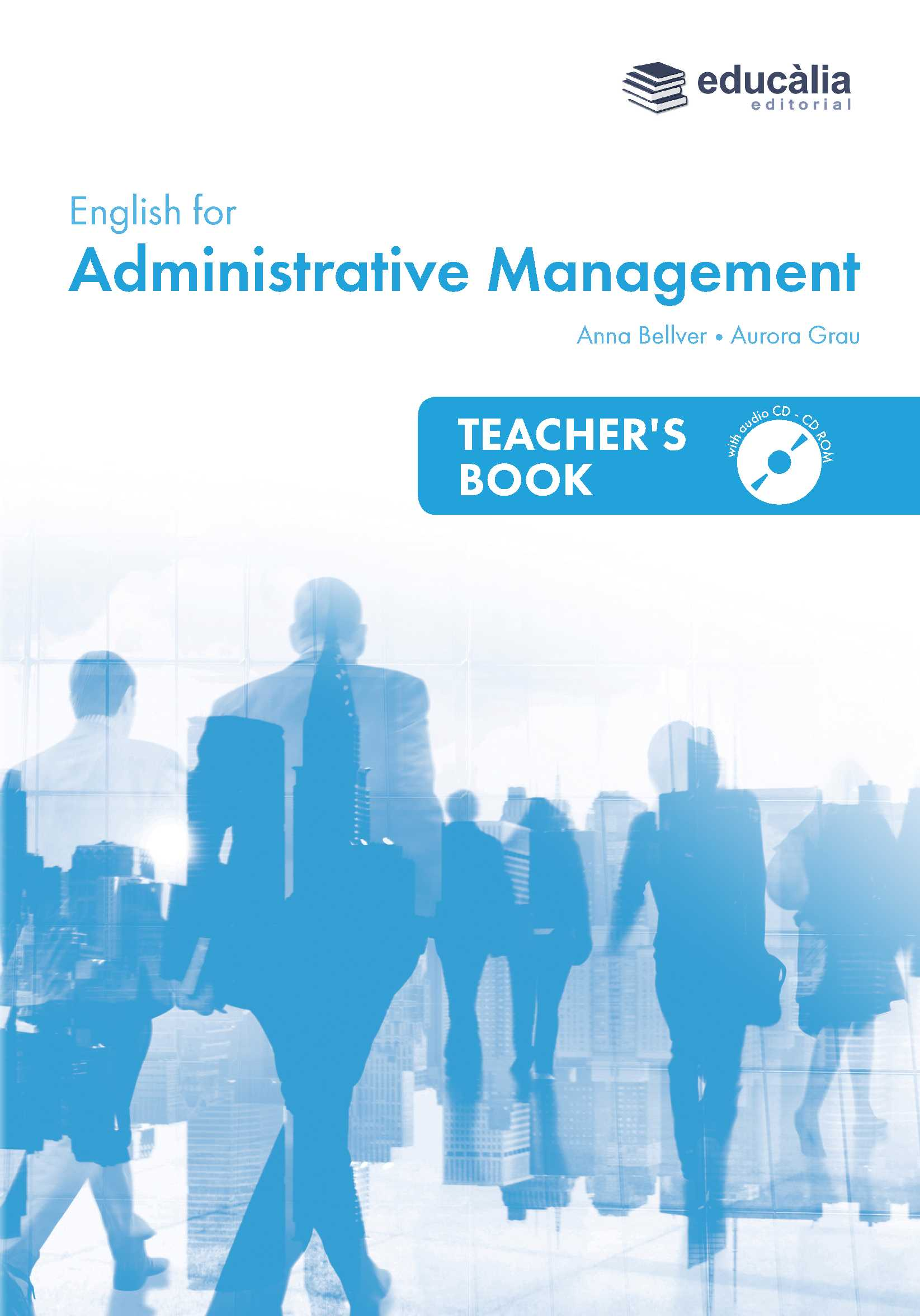 Teacher's book English for Administrative Management
