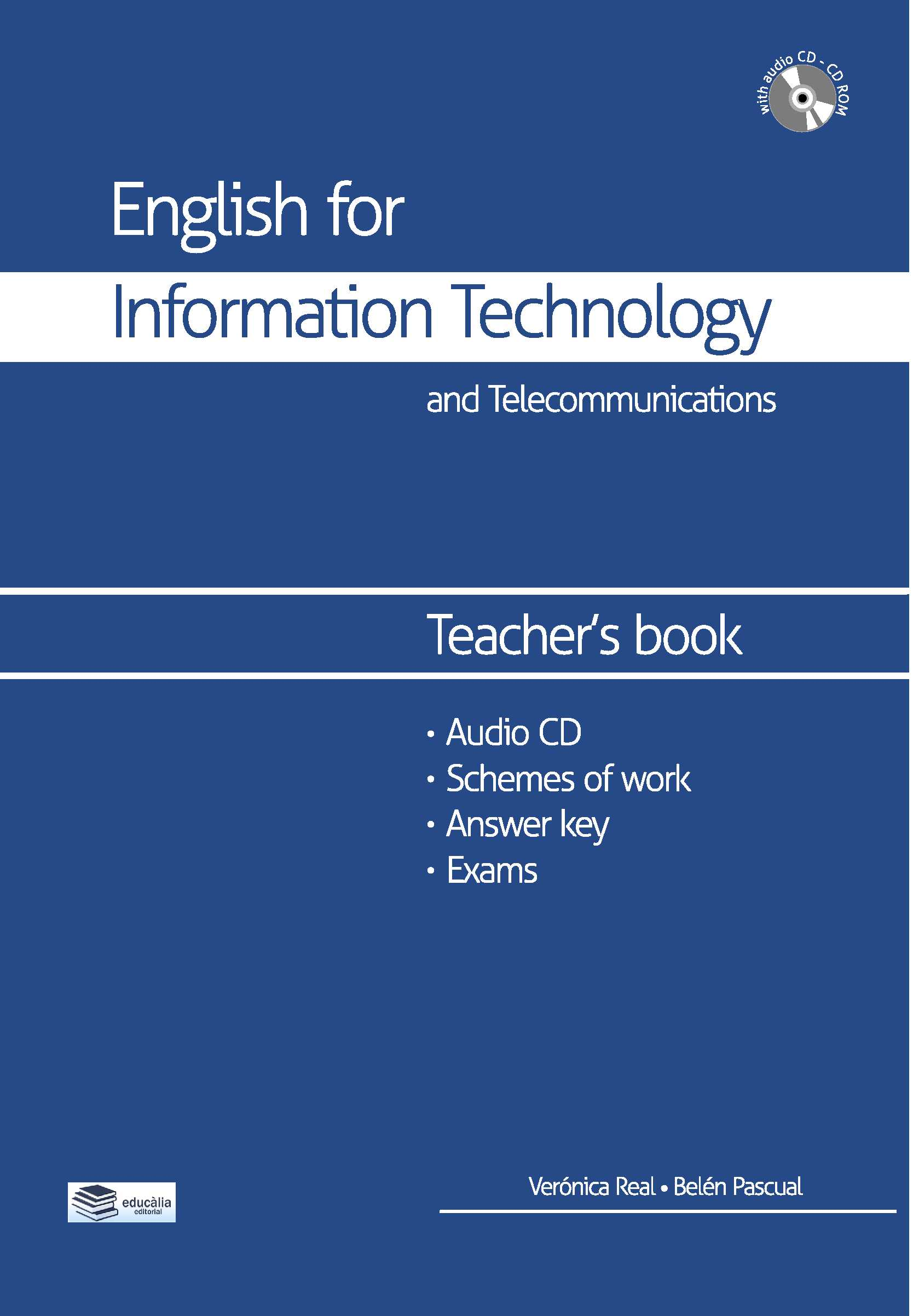 Teacher's book English for information technology