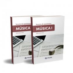 Temario Música (2 volúmenes...