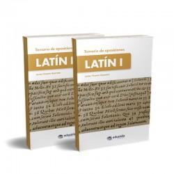 Temario Latín (2 volúmenes...