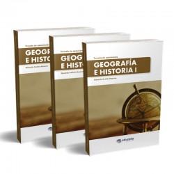 Temario Geografía e...