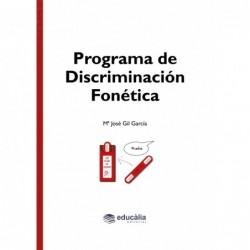 Programa de discriminación...
