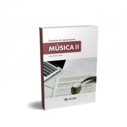 Temario Música II (castellano)