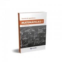 Temario Matemáticas I...