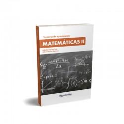 Temario Matemáticas II...