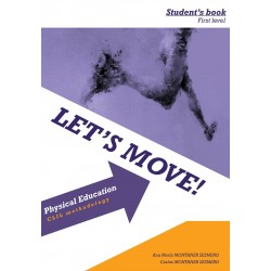 Lets move. Students book 1º...