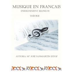 Musique en français. Théorie
