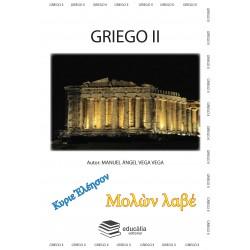 Griego II bachillerato