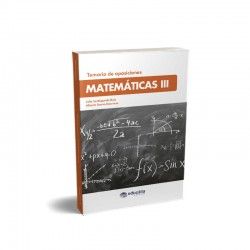 Temario Matemáticas III...