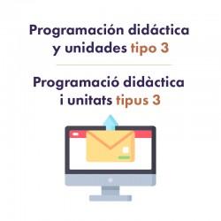 Programación tipo 3...