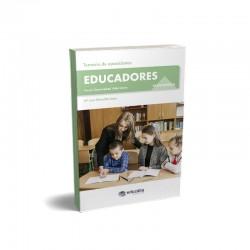 Temario Educadores. Parte...