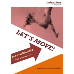 Let's move. Student's book...
