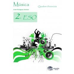 Música 2n ESO. Quadern